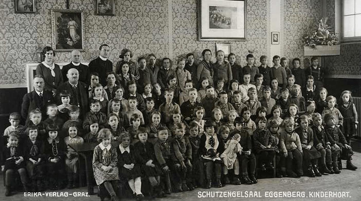 Foto: Schutzengelkirche © Diözesanarchiv