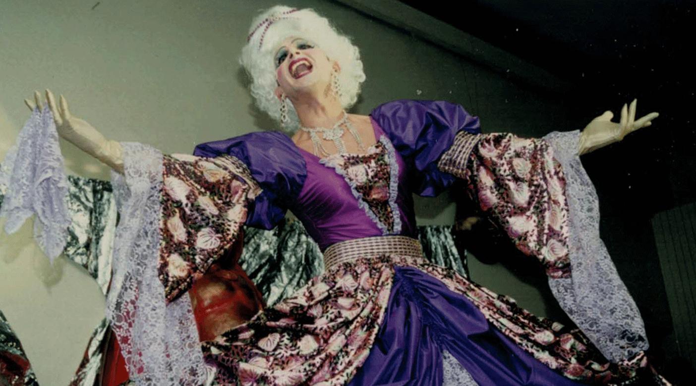 Tuntenball in der Uni-Mensa 1995 © RosaLila PantherInnen