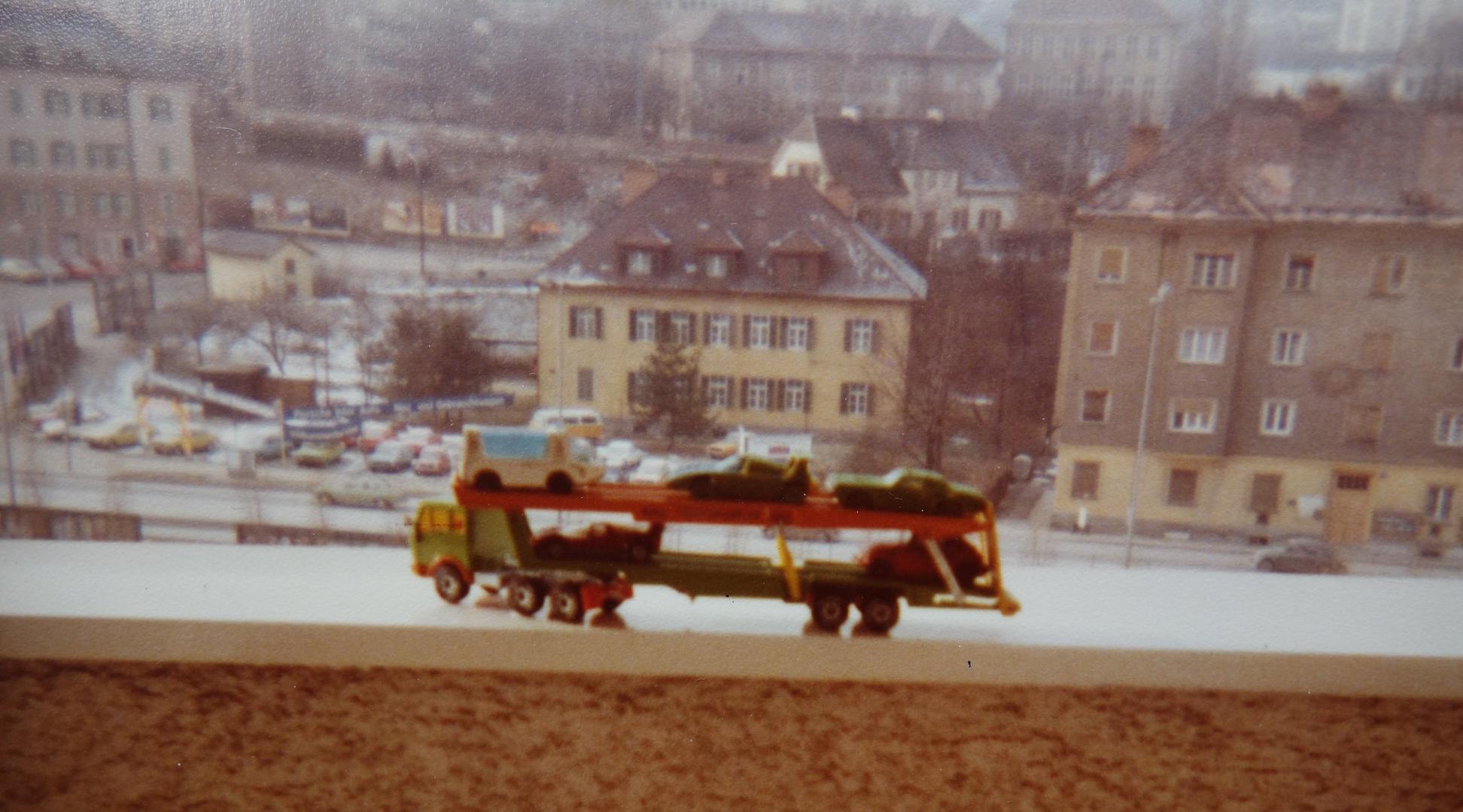 Foto: Wienerstraße/Ecke Ibererstraße, 1977 © Christian Zaic